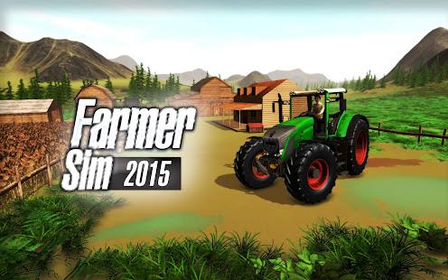 Farmer Sim 2015 мод
