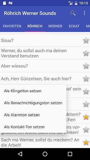 Ru00f6hrich Werner Soundboard 1.08 screenshots 5