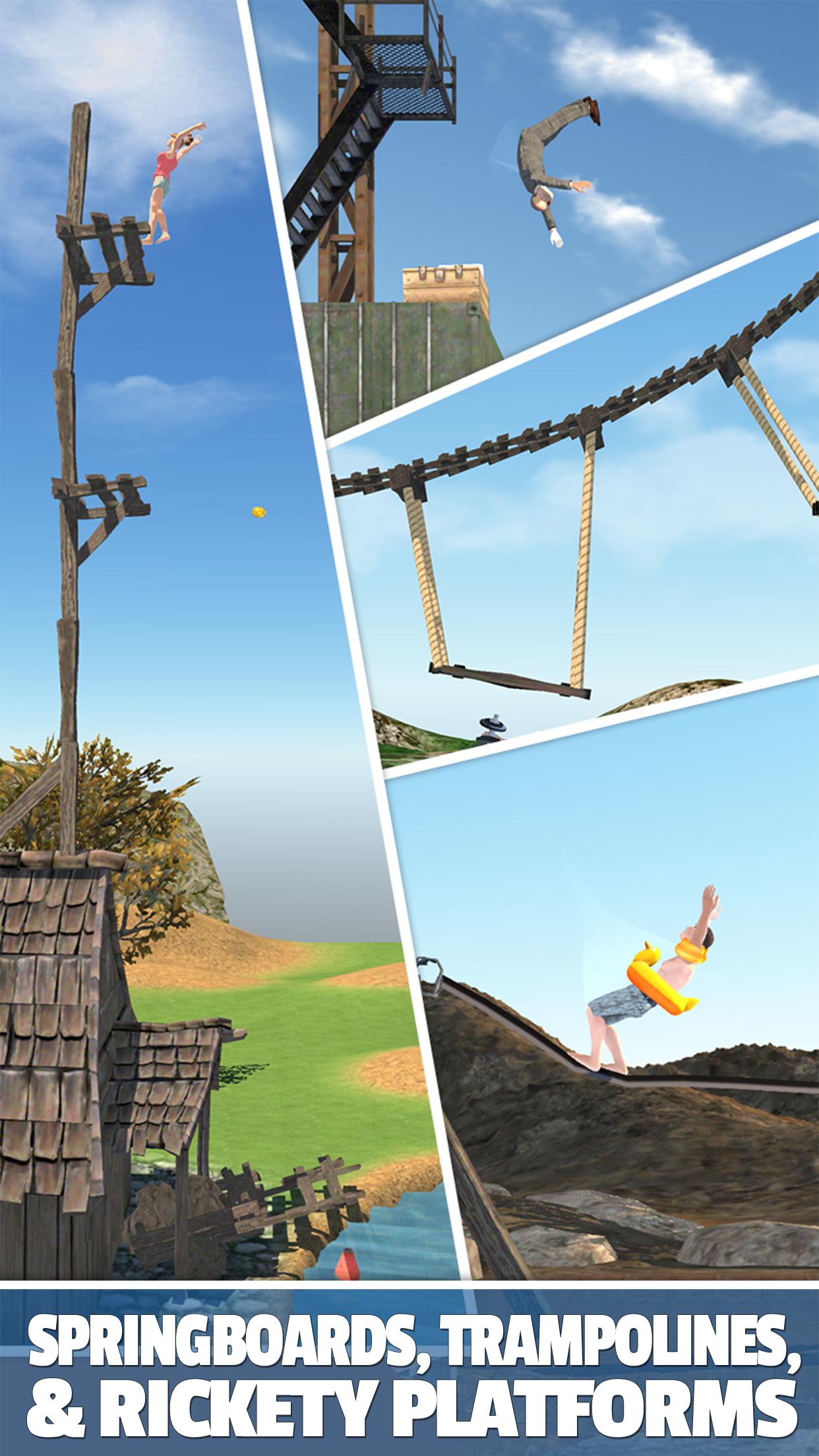 Flip Diving screenshot #3