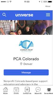 PCA Colorado - náhled