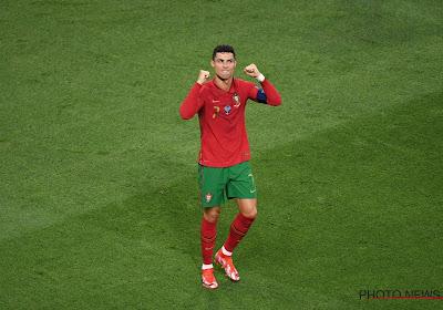 📷 Cristiano Ronaldo connaît son numéro à Manchester United
