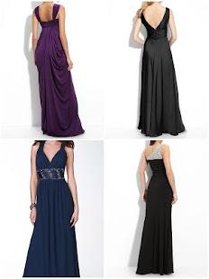 long dress design ideas screenshot thumbnail - Dress Design Ideas