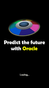 Predict the future with Oracle- screenshot thumbnail