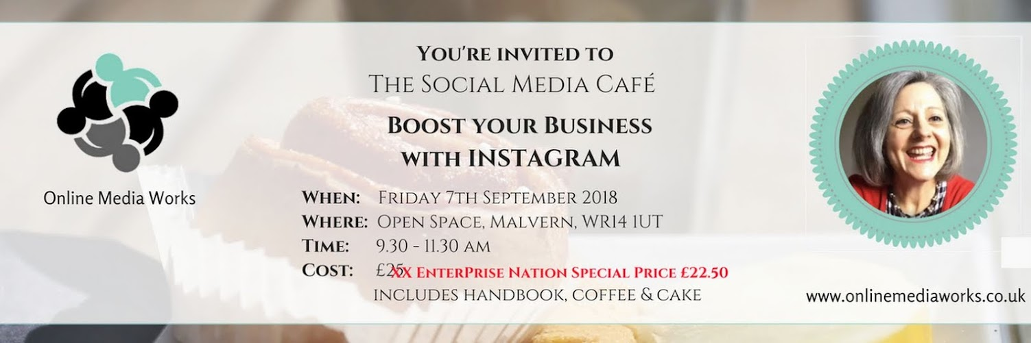 EN Boost your Business with Instagram