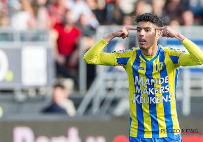 Le Belge Anas Tahiri rejoint un club roumain qualifié pour l'Europe