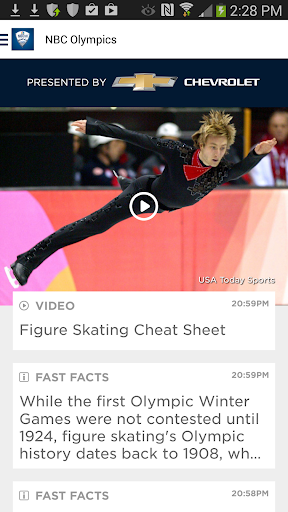 NBC Olympics Highlights screenshot 14