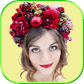 Flower Crown Hairstyle Montage icon