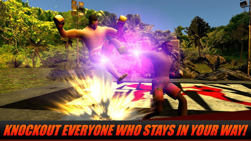 Muay Thai Box Fighting 3D 1.1 screenshots 4
