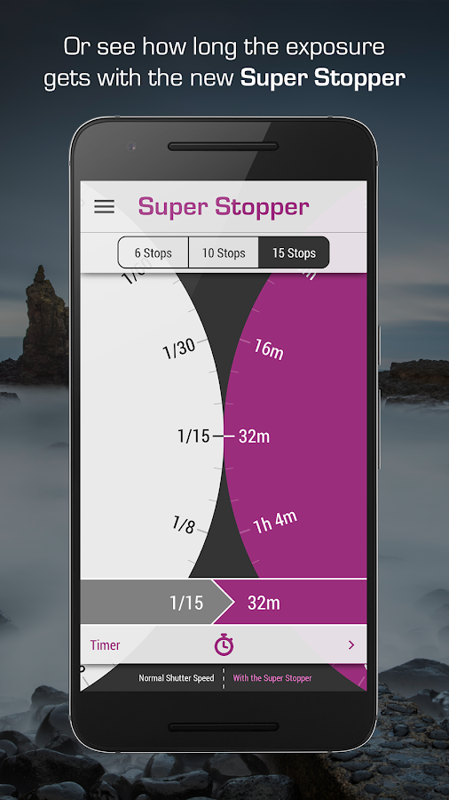 LEE Stopper Exposure Guide- screenshot