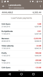 Bien Sparebank- screenshot thumbnail