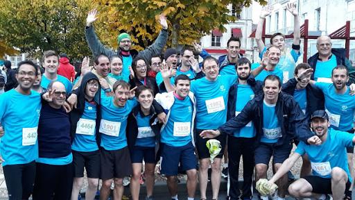 Marathon Arche Cognac