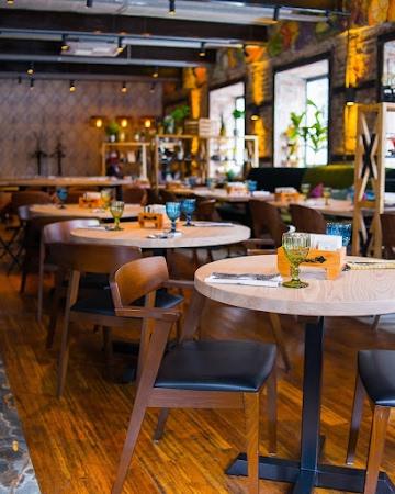 Ресторан ProfTesto на Сущевском Вале
