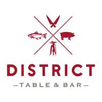 District Table & Bar logo