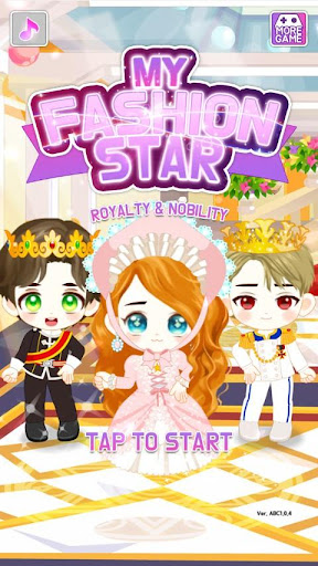 My Fashion Star : Royalty & Nobility style 1.0.10 screenshots 1