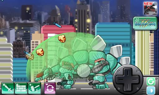 Blade Stego - Dino Robot