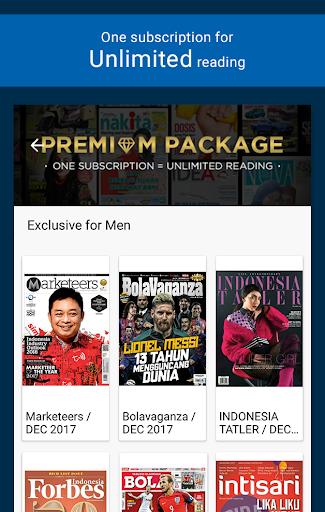 Gramedia Digital 5.2.1 screenshots 3