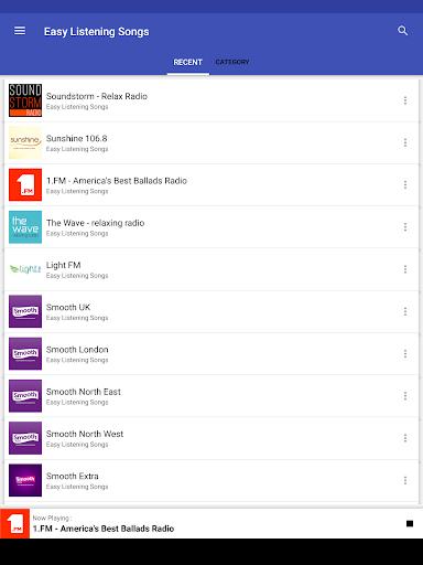 Easy Listening Songs screenshot 4