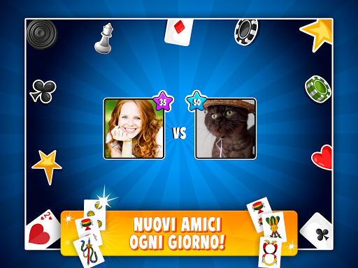 Traversone Piu00f9 - Giochi di Carte Social 2.3.0 screenshots 13