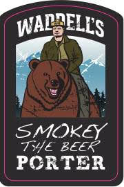 Logo of Waddells Smokey The Beer Porter