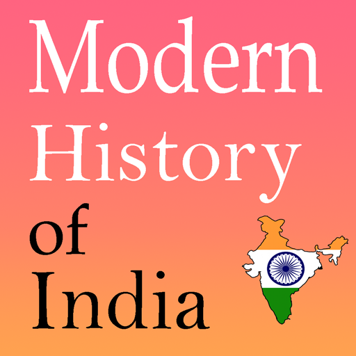 Modern history of india in english