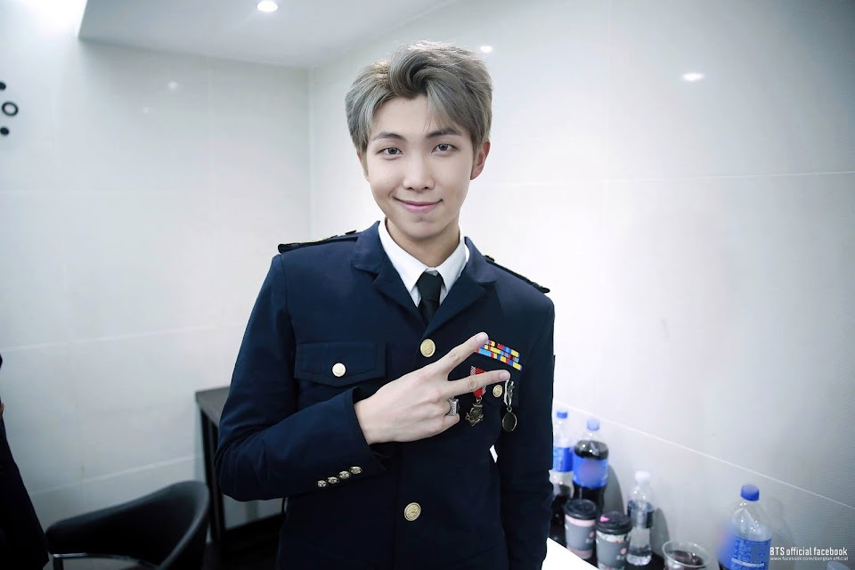 BTS's RM announces solo mixtape after being voted best leader in