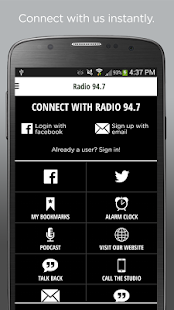 RADIO 94.7 – KKDO- screenshot thumbnail