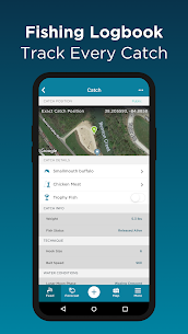 FishAngler – Fishing Maps, Forecast & Logbook App 5