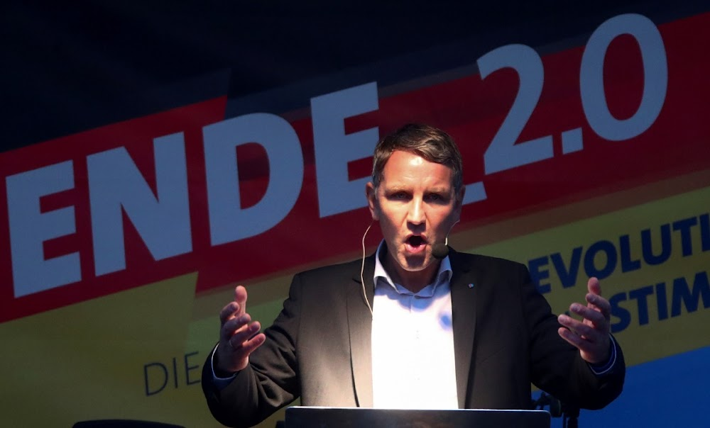 Far-right party looks to build momentum in Germany