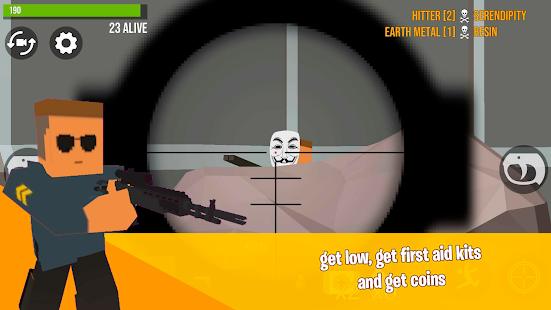 Download Pixel Battle Royale Games - Deathmatch FPS Shooter