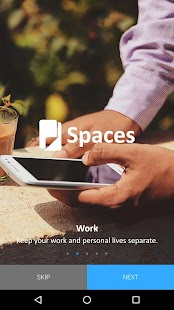 Spaces- screenshot thumbnail