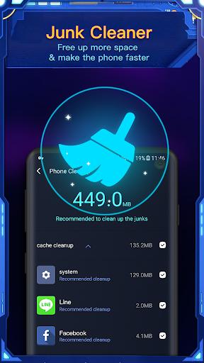Nox Security - Antivirus Master, Clean Virus, Free 1.8.8 Screenshots 3