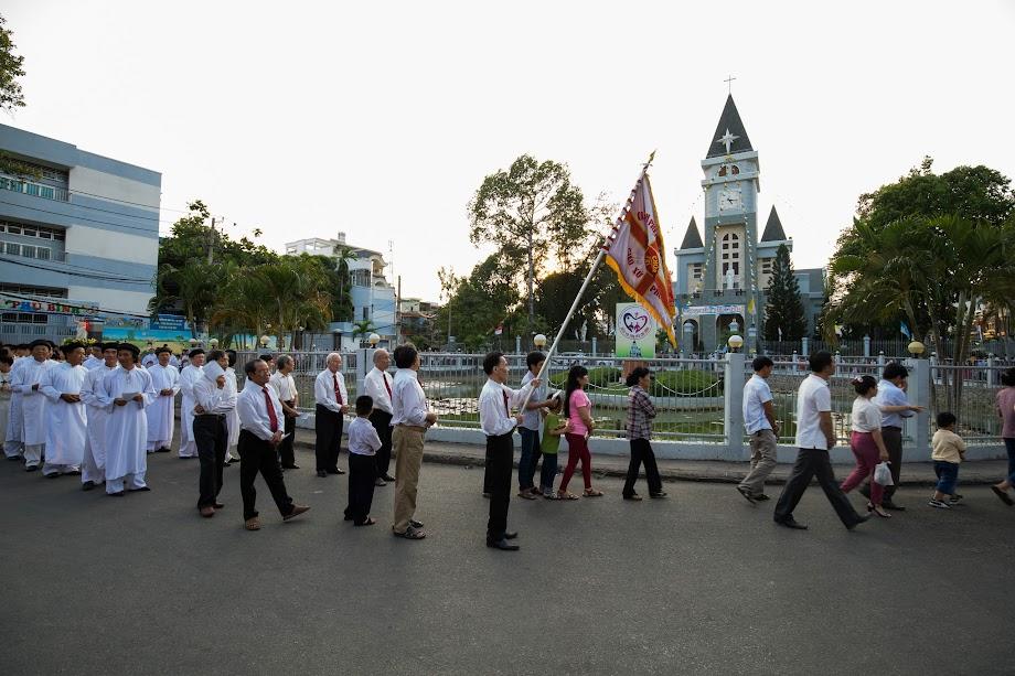 Giáo xứ Phú Bình : Rước Kiệu Phục sinh - Ảnh minh hoạ 8