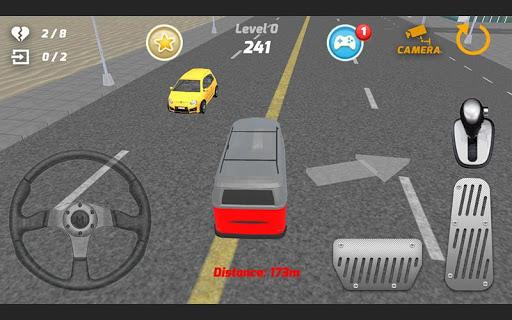 公交车模拟器3D