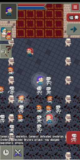 Skillful Pixel Dungeon apkmr screenshots 4