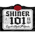 Logo of Shiner 101 Czech Style Pilsner