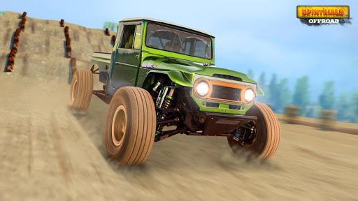 Spintrials Offroad Driving Games 7.9 screenshots 1