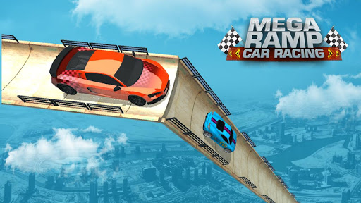 Mega Ramp Car Racing :  Impossible Tracks 3D 1.6 screenshots 1