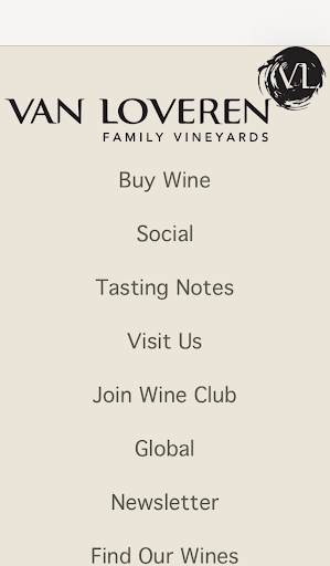 Van Loveren Wines
