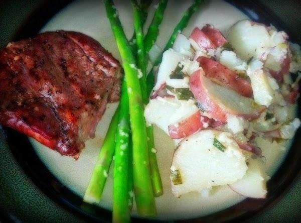 Yummy Grilled Garlic Asparagus Recipe