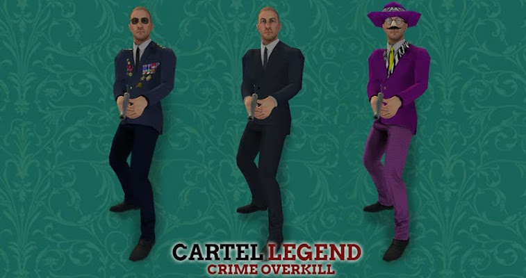 Cartel Legend: Crime Overkill v1.5