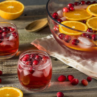 Christmas Vodka Punch Recipes.