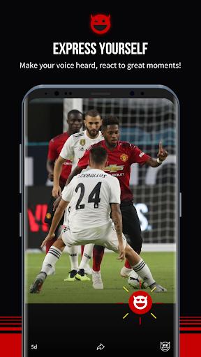 Manchester United Official App 6.2.4 screenshots 5