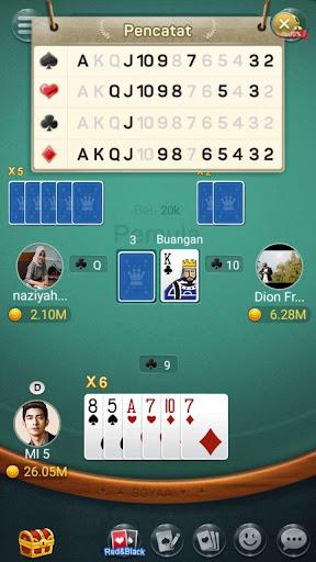 Kartu Cangkulan ( Game Lokal ) 2.5.2 screenshots 16