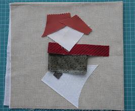 Photo: Вариант подбора тканей если нет японского фактурного хлопка.