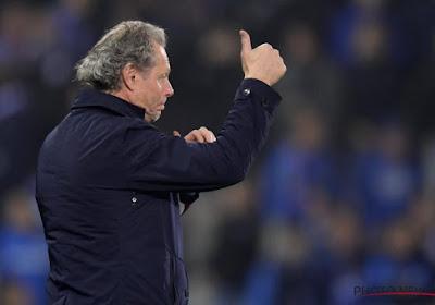 """Preud'homme heel tevreden over één speler van Club Brugge in het bijzonder: """"Enorme vooruitgang geboekt"""""""