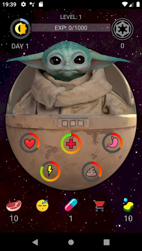 Virtual Baby Monster 1.11 screenshots 1