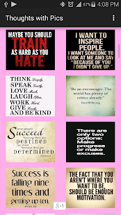 Motivational Thoughts in Pics- screenshot thumbnail