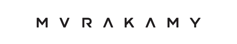 Schriftzug Logo Murakamy