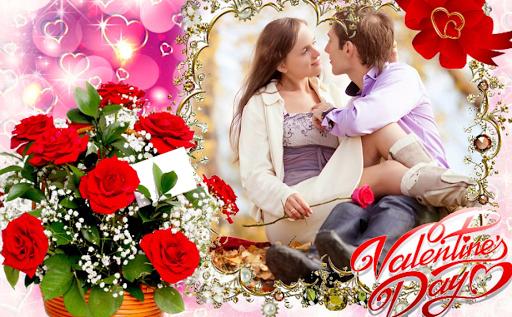 Valentine Day Photo Frame 2018 - Love Photo Frame 6.0 screenshots 2