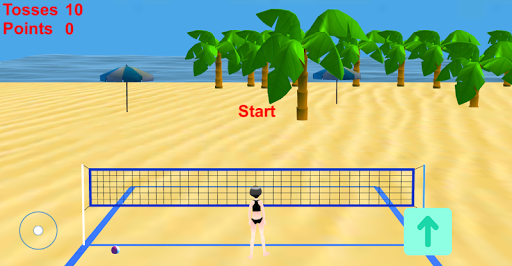 Télécharger Beach volley apk mod screenshots 2
